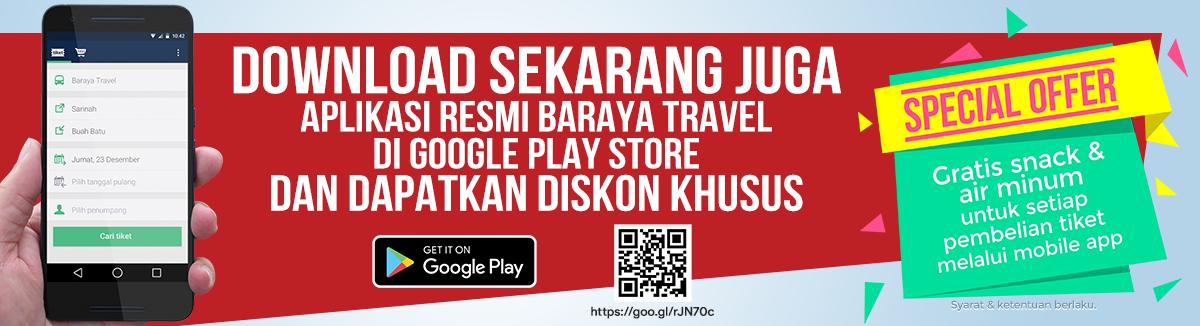 Baraya Mobile Apps